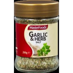 Photo of Masterfoods Seasoning Garlic & Herb Salt 200g
