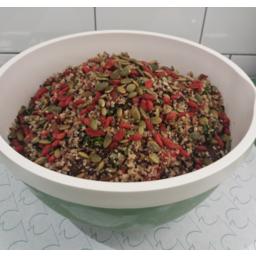 Photo of Supergrain Salad-Med