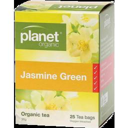 Photo of Planet Organic Tea - Jasmine Green Tea