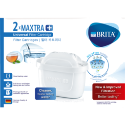 Photo of Brita Maxtra Universal Filter Cartridge 2 Pack