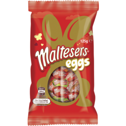 Photo of Maltesers Mini Chocolate Eggs 125g Bag