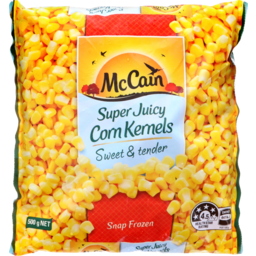 Photo of McCain Super Juicy Corn Kernels 500g