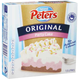 Photo of Peters Original Party Cake 1.5l