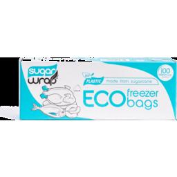 Photo of SugarWrap Freezer Bag (Eco) Medium 100 bags