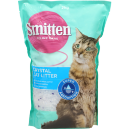 Photo of Smitten Cat Litter Crystal Litter 2kg