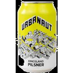 Photo of Urbanaut Kingsland Pils 6 Pack