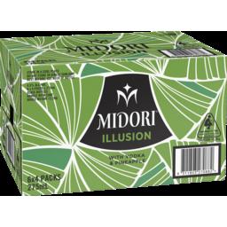 Photo of Midori Illusion Bottles