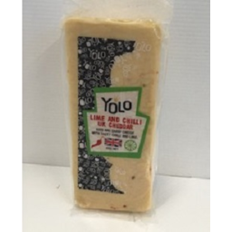 Photo of Yolo Lime & Chilli UK Cheddar 150gm