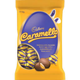 Photo of Cadbury Chocolate Bar Caramello 125g