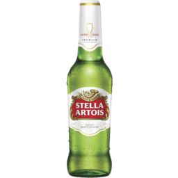 Photo of Stella Artois Bottles