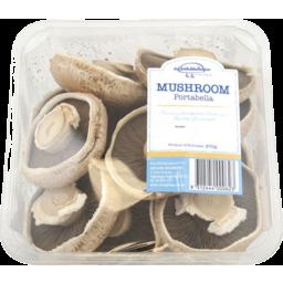 Photo of Portabella Mushrooms Pre-Pack 375g