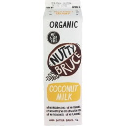Photo of Coconut Milk - Nutty Bruce