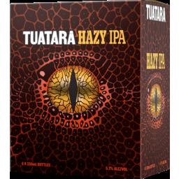 Photo of Tuatara Beer Hazy IPA Bottles 6 Pack