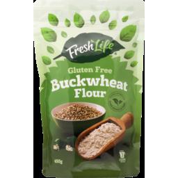 Photo of Fresh Life Buckwheat Flour 450g