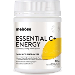 Photo of Melrose Essential C+ Energy