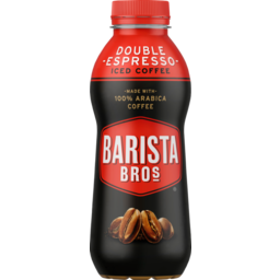 Photo of Barista Bros Flavoured Milk Dbl Espr Iced Coffee 500ml