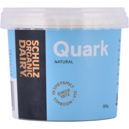 Photo of Schulz Quark Organic Natural 365g