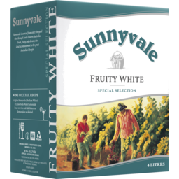 Photo of Sunnyvale Fruity White Cask 4l