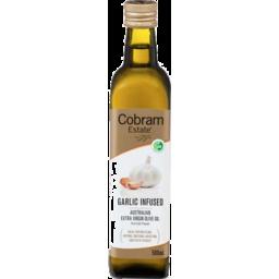 Photo of Cobram Olive Oil Garlic Infsd 500ml