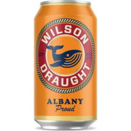 Photo of Wilson Draught Ale Can