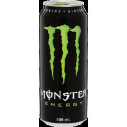 Photo of Monster Energy 500ml