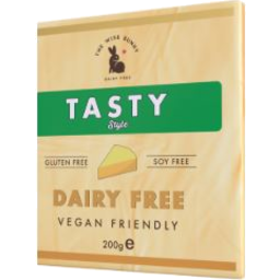Photo of Wise Bunny Tasty Style Cheese Block Dairy Free 200g