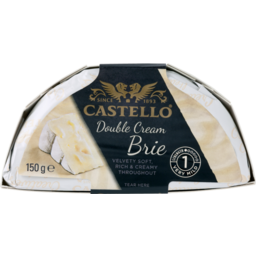 Photo of Castello Cheese Double Cream Brie 150g 150g