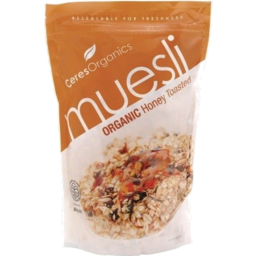 Photo of Ceres - Muesli - Honey Toasted - 800g
