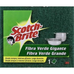 Photo of Scotch Brite Fibra Verde