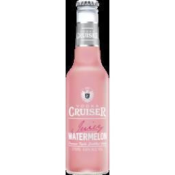 Photo of Vodka Cruiser Juicy Watermelon Bottles