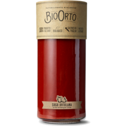 Photo of BioOrto Sugo Ortolana Veg Organic 550g
