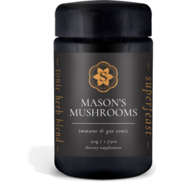 Photo of SuperFeast MASON'S MUSHROOMS Immune & Gut Tonic