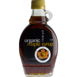 Photo of Spiral Organic Maple Syrup 236ml