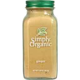 Photo of Simply Organic Ginger