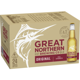 Photo of Great Northern Original Bottles