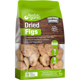 Photo of Absolute Organic Dried Figs 250gm