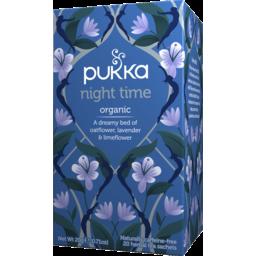 Photo of Pukka Night Time Tea 20 Pack