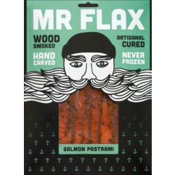 Photo of Mr Flax Salmon Pastrami 100g