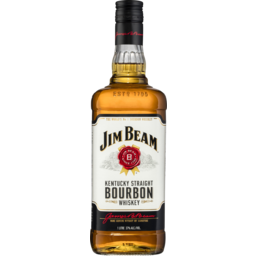 Photo of Jim Beam White Bourbon