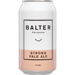 Photo of Balter Strong Pale Ale 375ml