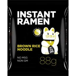 Photo of Brown Rice Instant Ramen