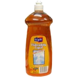 Photo of Soph Dishwashing Liquid Orange 1 Litre