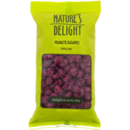 Photo of Natures Peanuts Sugar 500g