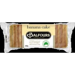 Photo of Balfours Banana Cake 450gm