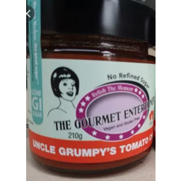 Photo of Tomato Chutney - Uncle Grumpy's Nas 210g