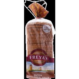 Photo of Freyas Bread Dutch Wholemeal Grain 750g