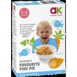 Photo of A/Karmel Mums Fav Fish Pie 200gm