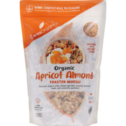 Photo of Ceres Organics Toasted Muesli Organic Apricot Almond 700g