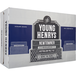Photo of Young Henrys Newtowner Ale Cans