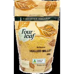 Photo of Four Leaf Milling Grain - Hulled Millet